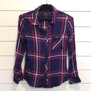 Rails Flannel Shirt Button Up